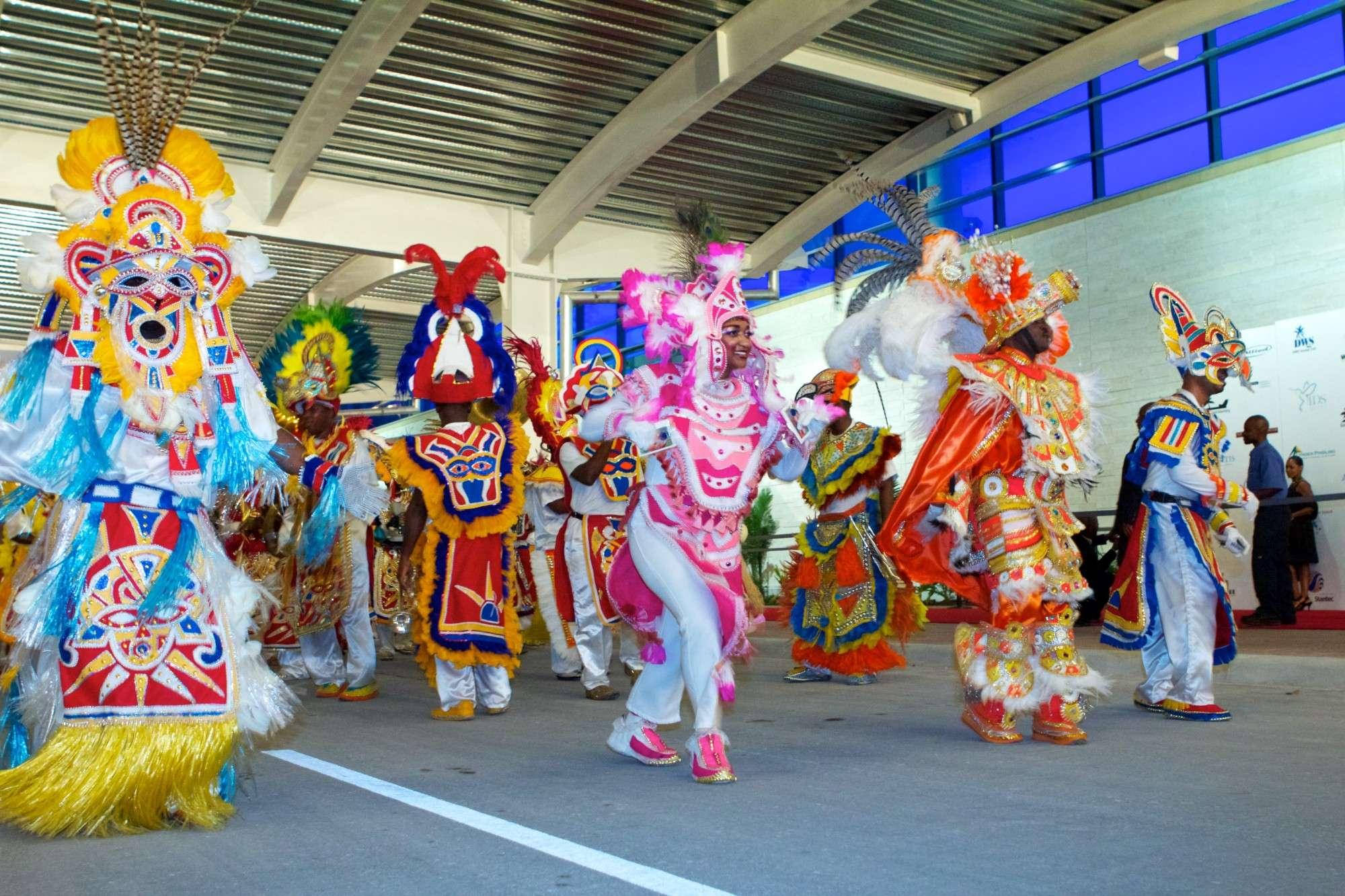 Nassau Airport Bahamas Cultural
