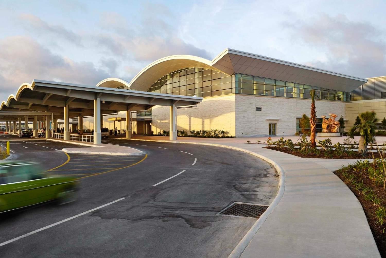 Nassau Airport Arrivals